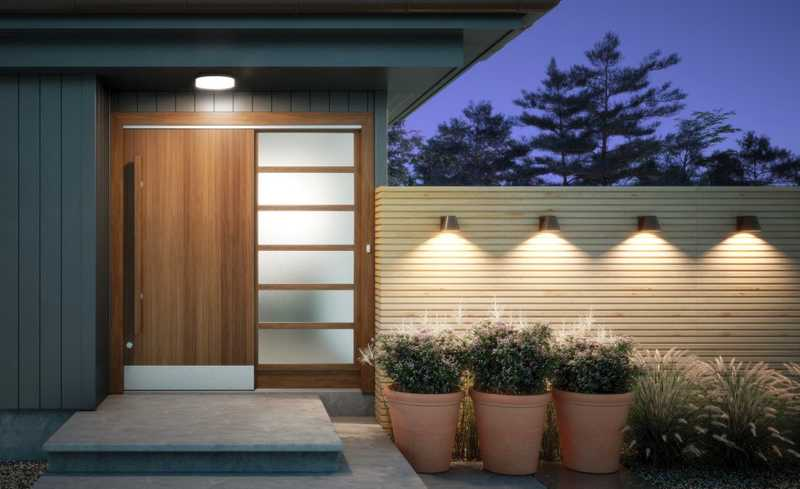 garden light automation